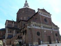 Basílica em Pavia Fotografia de Stock Royalty Free