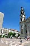 Basílica en Budapest, Hungría foto de archivo