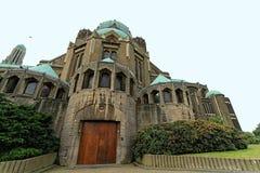 Basílica nacional do coração sagrado Fotografia de Stock Royalty Free