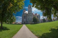Basílica Ottobeuren Imagens de Stock