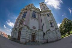 Basílica Ottobeuren Foto de Stock Royalty Free