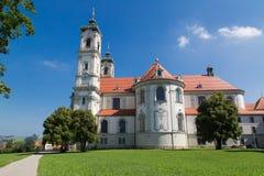 Basílica Ottobeuren Foto de Stock