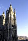Basílica Quito, Equador Imagem de Stock