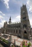 Basílica quito Equador Imagens de Stock