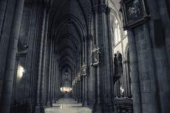 Basílica // Quito Royalty Free Stock Photo