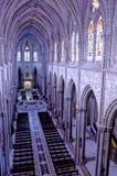 Basílica Quito interior, Equador fotos de stock