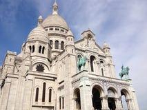 Basílica sagrada del corazón Fotos de archivo libres de regalías