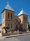 Basílica San Albino Catholic Church imagens de stock royalty free