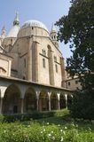 Basílica San Antonio Fotos de archivo libres de regalías