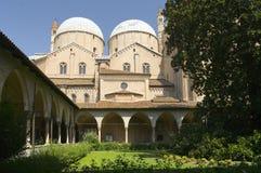 Basílica San Antonio Fotografía de archivo libre de regalías