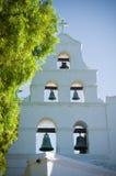 Basílica San Diego de Alcala da missão Fotografia de Stock Royalty Free