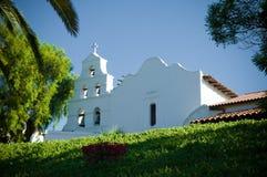 Basílica San Diego de Alcala de la misión Fotografía de archivo