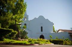 Basílica San Diego de Alcala de la misión Imagenes de archivo