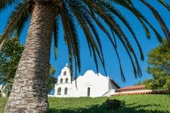 Basílica San Diego de Alcala fotos de archivo