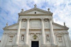 Basílica San Giorgio Maggiore en Venecia Fotos de archivo