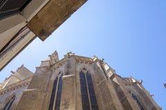Basílica Sant Francesc Palma de Mallorca fotos de stock royalty free