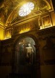 Basílica Santa Croce em Gerusalemme, Roma, fotografia de stock