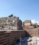 Basílica St John en Selcuk Turkey Foto de archivo