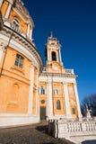 Basílica Superga fotografía de archivo