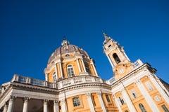 Basílica Superga Imagenes de archivo