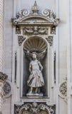 Basílico de Saint irene, lecce Fotos de Stock