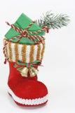 Bas de Noël Photos stock
