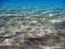 Bas de Sandy de la mer Photo stock