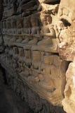 Bas-hulp Angkor Wat, Kambodja royalty-vrije stock fotografie