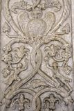 bas katedralny fasadowy ulg spol Obrazy Royalty Free
