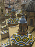 Basílica del Pilar Royalty Free Stock Photo