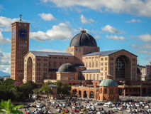 Basílica do Santuário Nacional de Nossa Senhora Aparecida Royalty Free Stock Photography