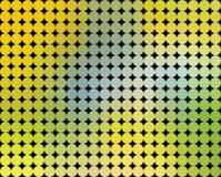Bas poly fond kaléïdoscopique de mosaïque de style de triangle image libre de droits