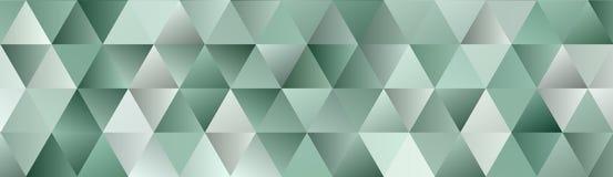 Bas-poly fond moderne triangulaire abstrait illustration de vecteur
