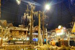 Bas prowinkel in Memphis Stock Foto
