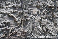 Bas-relief Images libres de droits
