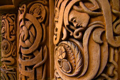 Bas Relief Stock Image