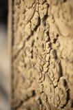 Bas-relief- Angkor Wat, Cambodge Photographie stock libre de droits