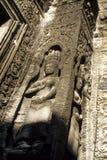 Bas-relief- Angkor Wat ruins, Cambodia Royalty Free Stock Image
