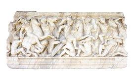 Bas-relief antico fotografia stock libera da diritti
