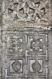Bas relief art Stock Images