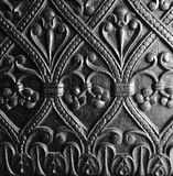 Bas relief close up Stock Photography