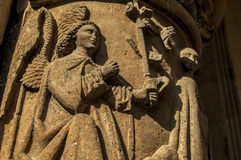 Bas-relief Royalty Free Stock Photography
