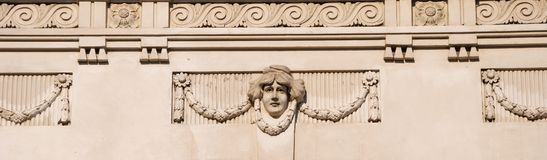 Bas-relief Royalty Free Stock Photo