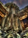 Bas-reliefs de Angkor-2 imagem de stock royalty free