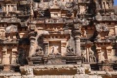 Bas-reliefs en pierre Images stock