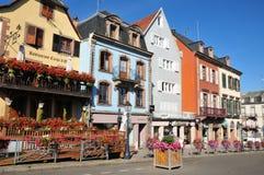 Bas Rhin, de schilderachtige stad van Saverne in de Elzas Royalty-vrije Stock Afbeeldingen