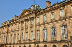 Bas Rhin, Le Palais Rohan in Strasbourg Royalty Free Stock Images