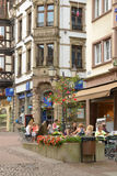Bas rhin, the picturesque city of Saverne in alsace Royalty Free Stock Image