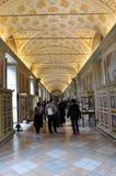 Bas ulga obrazy w suficie Watykan Obraz Royalty Free