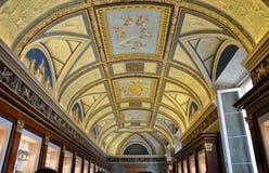 Bas ulga obrazy w suficie Watykan Obrazy Stock